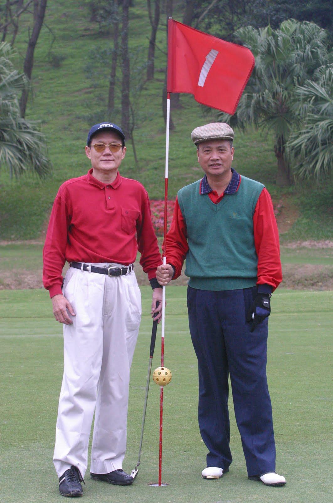 CTGA-Chinese Tempered Golf Association千錘百鍊高爾夫協會: 學習高爾夫球之挑戰與突破