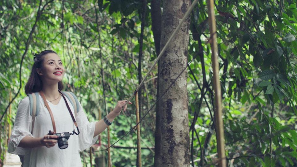 Trải nghiệm du lịch núi rừng ở Madagui, Lâm Đồng