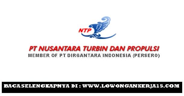 Lowongan Nusantara turbin dan Propulsi