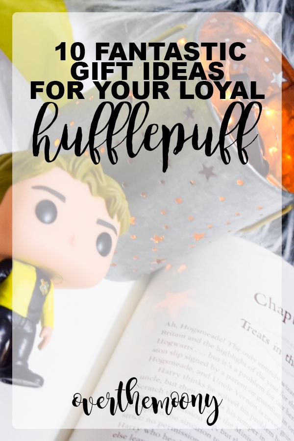 Hufflepuff Gift Guide