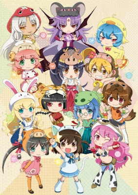 [Review Anime] Etotama