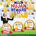 E-Loket Hujan Reward dan Emas Periode September 2018