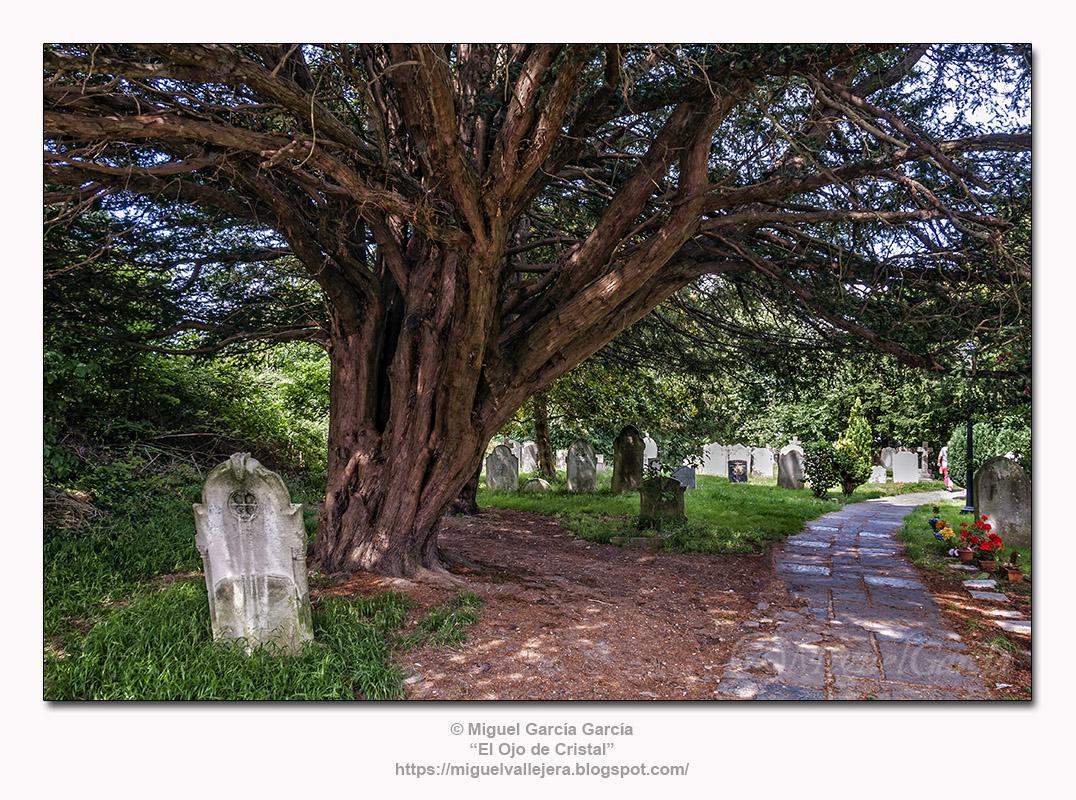 Cementerio de St. Mary, Hayling Island (UK).