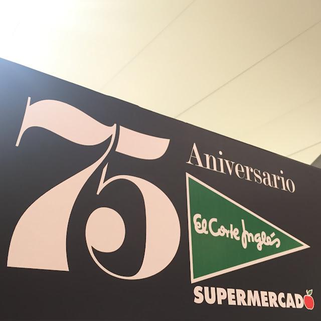 75 Aniversario de El Corte Inglés
