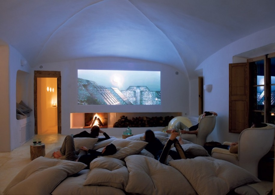 Bon Simple Home Theater. Simple Home Theater A