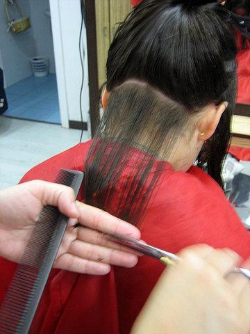 Como cortar el pelo recto perfecto