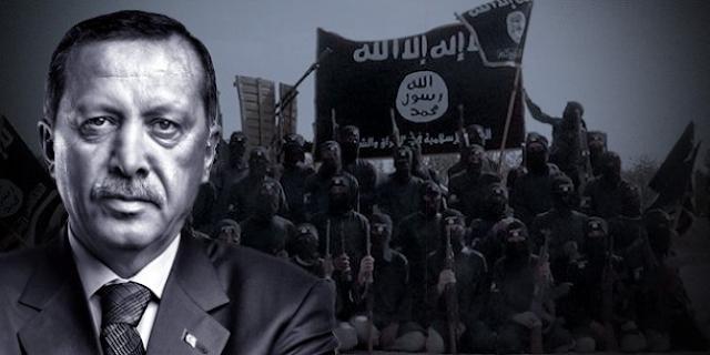 Ο ένοχος Ερντογάν