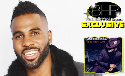 "Pop star Jason Derulo Is Back With New Single ""If It Aint Love"""