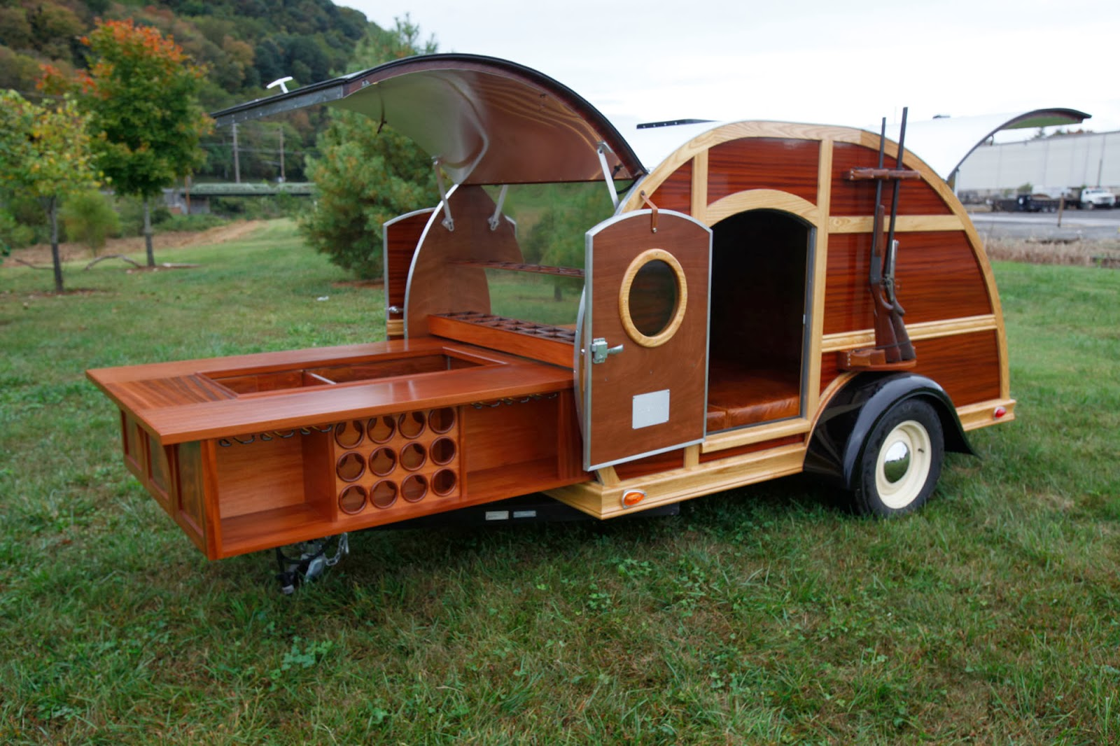 Davis Design And Silver Tears Campers