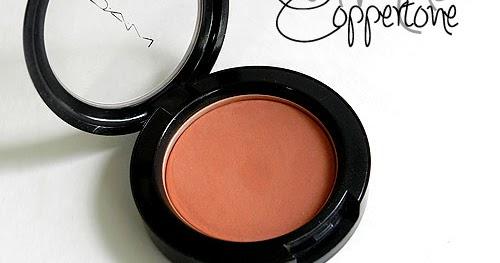 mac coppertone blush - photo #40