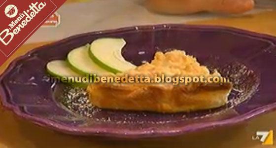 Torta Di Mele Sbriciolata La Ricetta Di Benedetta Parodi