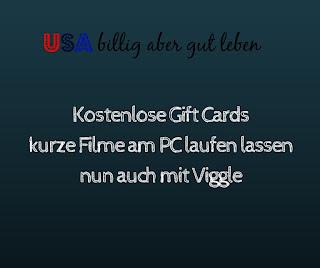 Schaue Videos am PC und erhalte kostenlose Gutscheinkarten
