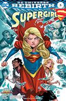 DC Renascimento: Supergirl #5