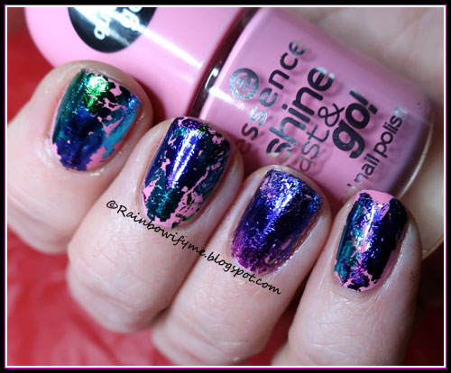"Essence ~ ""Get Ready"" with foil"