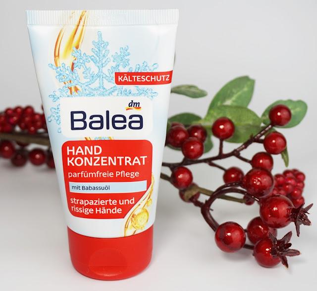 Balea - Hand Konzentrat (eine Wohltat bei strapazierten Händen)