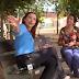 Viraliza vídeo de discussão entre Lourdes Melo e jornalista Karina Matos