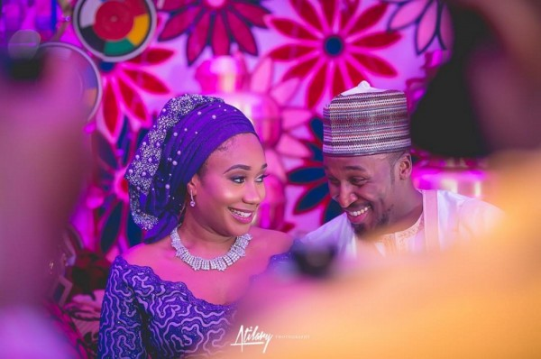 Orobasa Igbinedion & Umar Mantu's N100 million Wedding