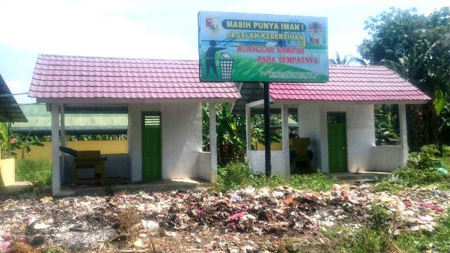 Sistem Utilitas Pengelolaan Sampah pada Bangunan