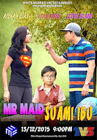 Mr Maid Suami Ibu Episod 1