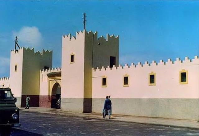 El Zoco Nuevo (fachada y puerta de entrada) (Foto de Internet)