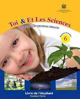 تحميل كتاب العلوم باللغة الفرنسية للصف السادس الابتدائى الترم الاول-science-french-sixth-primary-grade