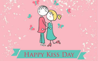 Happy Kiss Day HD Wallpapers - Happy Valentines Day 2018 Text Messages | Send Valentines Day SMS Online
