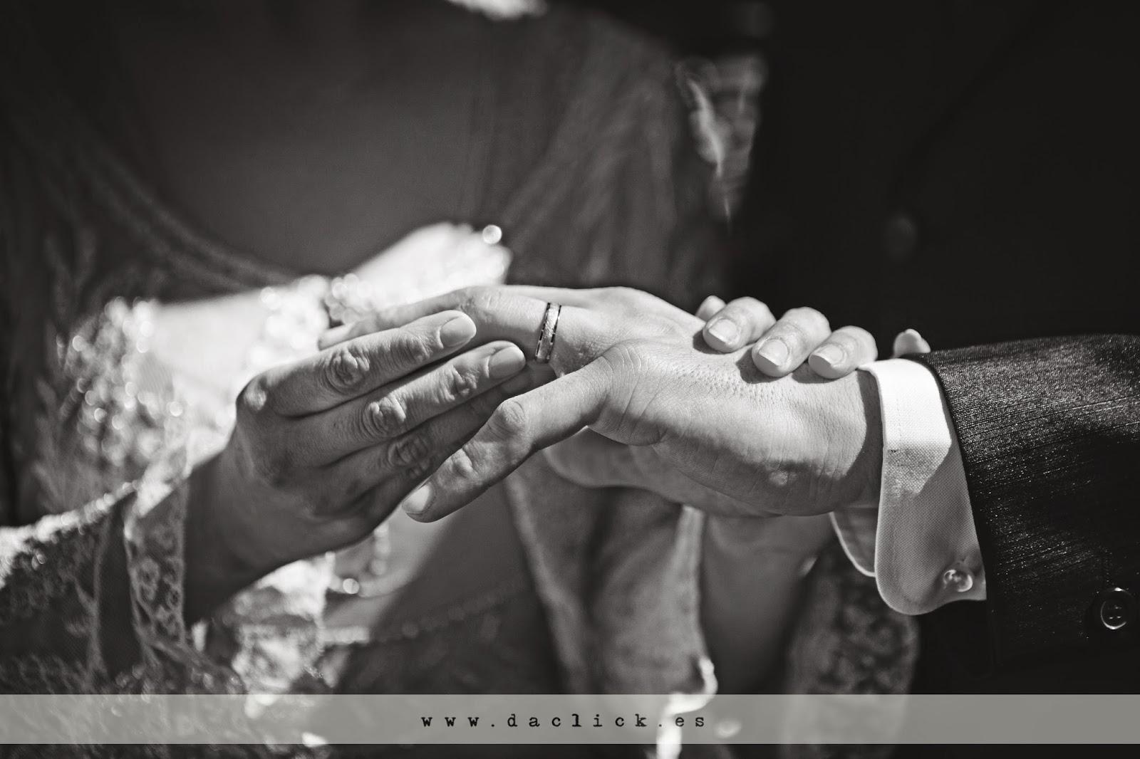 intercambio de anillos