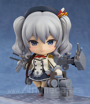 Figura Kashima Nendoroid Kantai Collection KanColle