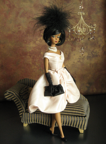 The Couture Touch Couture Barbie
