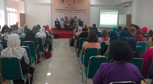 GNRM Dorong Digital Marketing Wirausaha Perempuan Yogyakarta