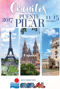 Circuitos puente del pilar 2017