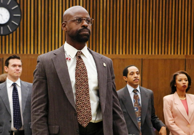 Sterling K. Brown en The People v. O.J. Simpson