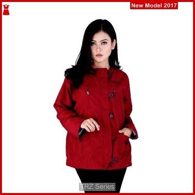 TRZ33 Harlow Woman Red 103 Jaket Murah