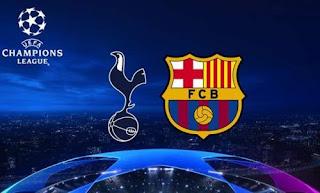As It Happened: Tottenham Hotspur 2-4 Barcelona