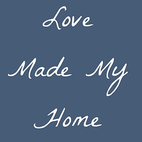 Love Made My Home Logo