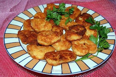 κροκέτες γαρίδας/Shrimp croquettes