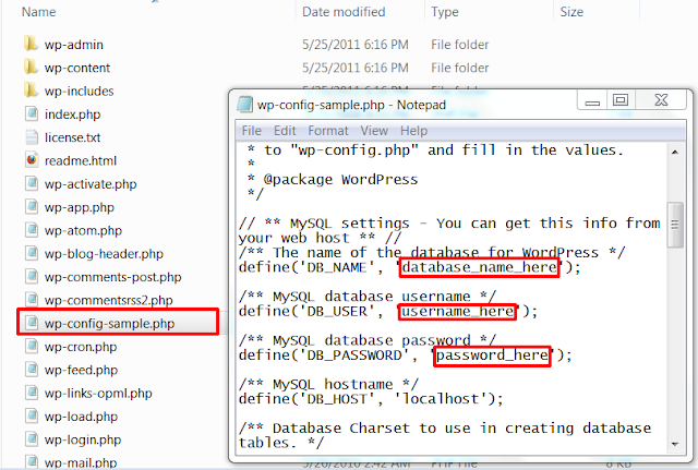 Setup+domain+and+install+wordpress