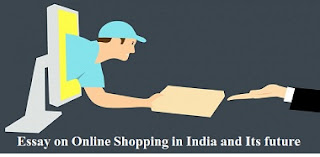 Essay on Online Shopping in India and Its future