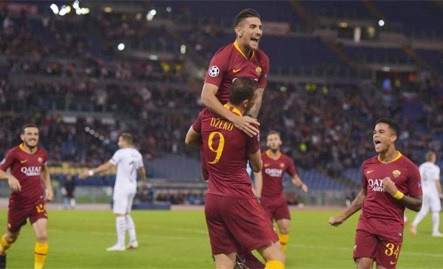 Roma vs Entella