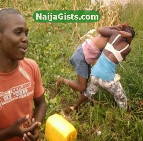 nigerian women fighting over man