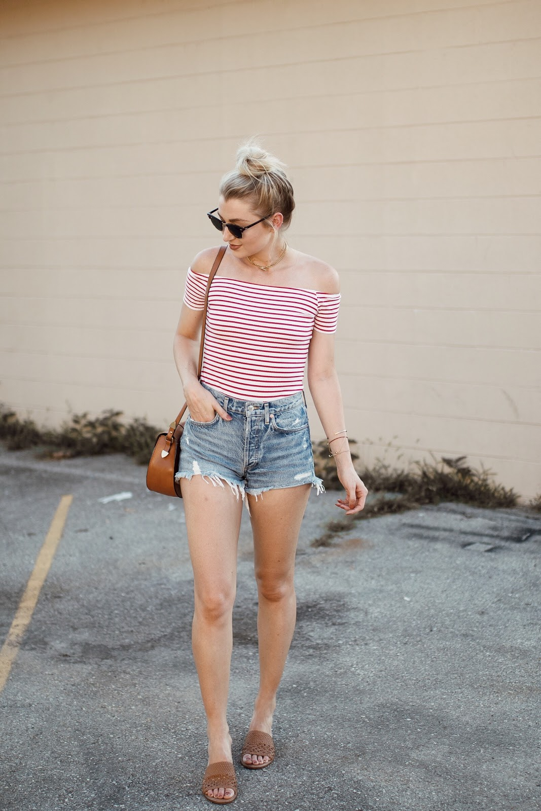 cute summer casual outfit