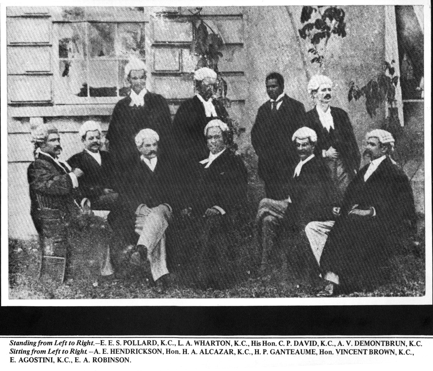 history of trinidad and tobago history essay Eric williams amongst the various historical figures in the history of trinidad and tobago, one man that greatly stands out from the rest is dr eric eustace williams.