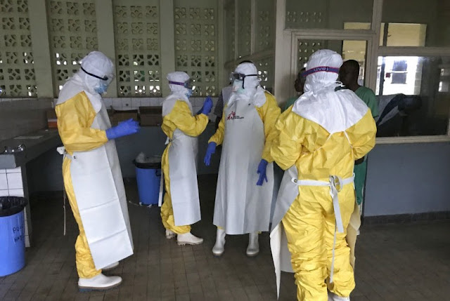 The Save the Children Institute noted the Ebola outbreak in the Democratic Republic of Congo has increased since last year.