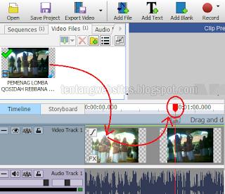 Cara Mengedit, memotong, menggabungkan vidio dengan mudah