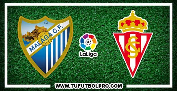 Ver Málaga vs Sporting Gijón EN VIVO Por Internet Hoy 4 de Noviembre 2016