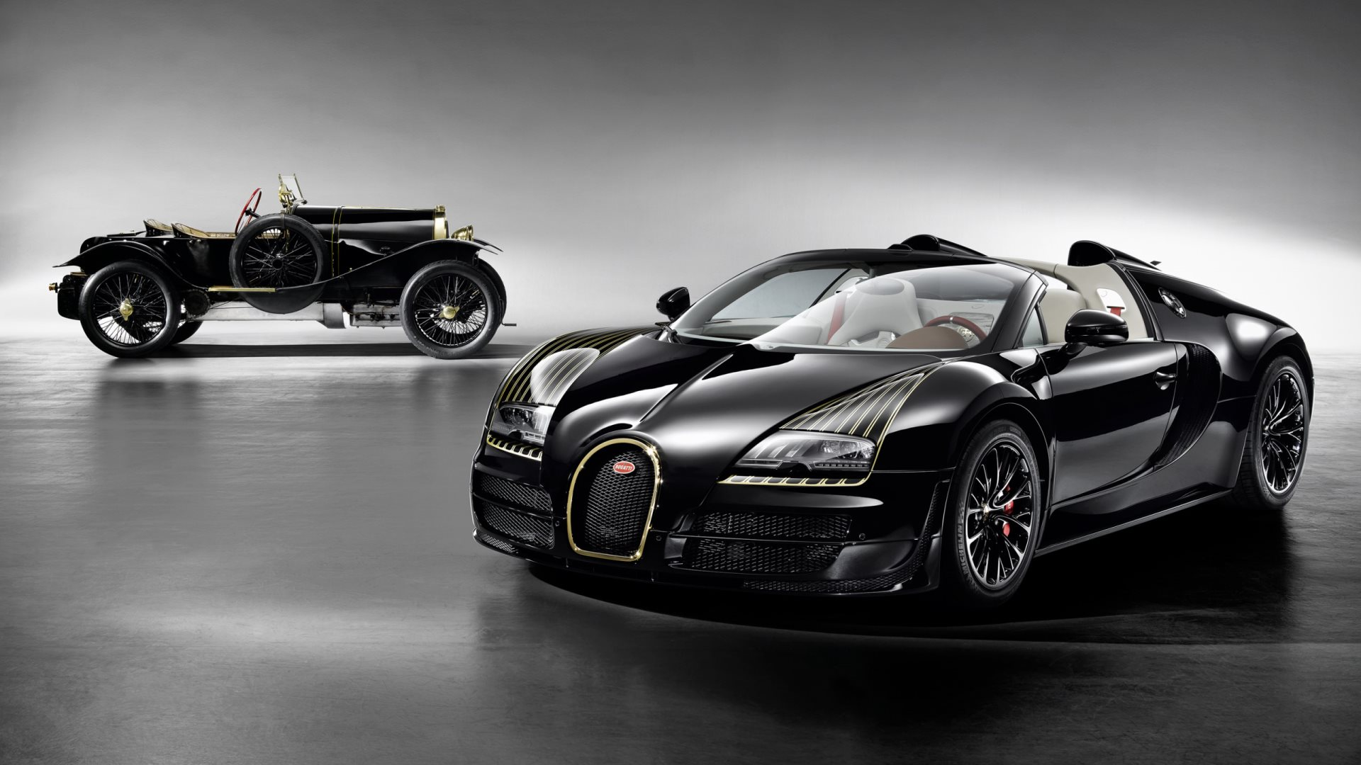 bugatti veyron grand sport vitesse black bess wallpapers in hd 4k and wide s. Black Bedroom Furniture Sets. Home Design Ideas