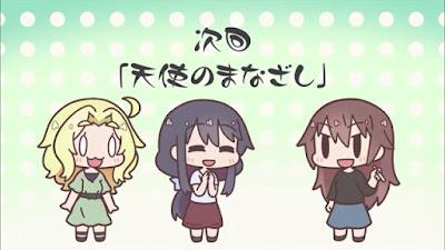 Watashi ni Tenshi ga Maiorita! Episódio 12