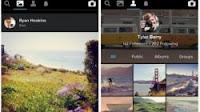 Auto-Upload di tutte le foto in Flickr per Android e iPhone