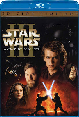 Star Wars: Episode III – Revenge of the Sith [2005] [BD25] [Latino]