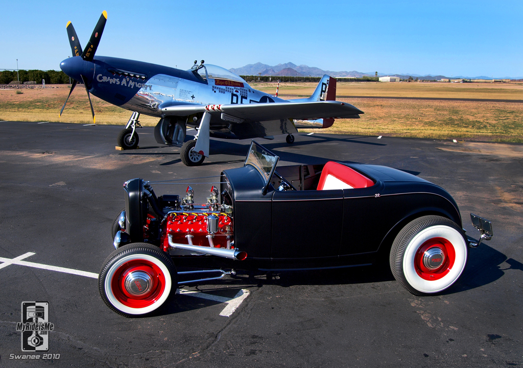 Richard Schiver: Musclecars and Music: Hot Rod Lincoln